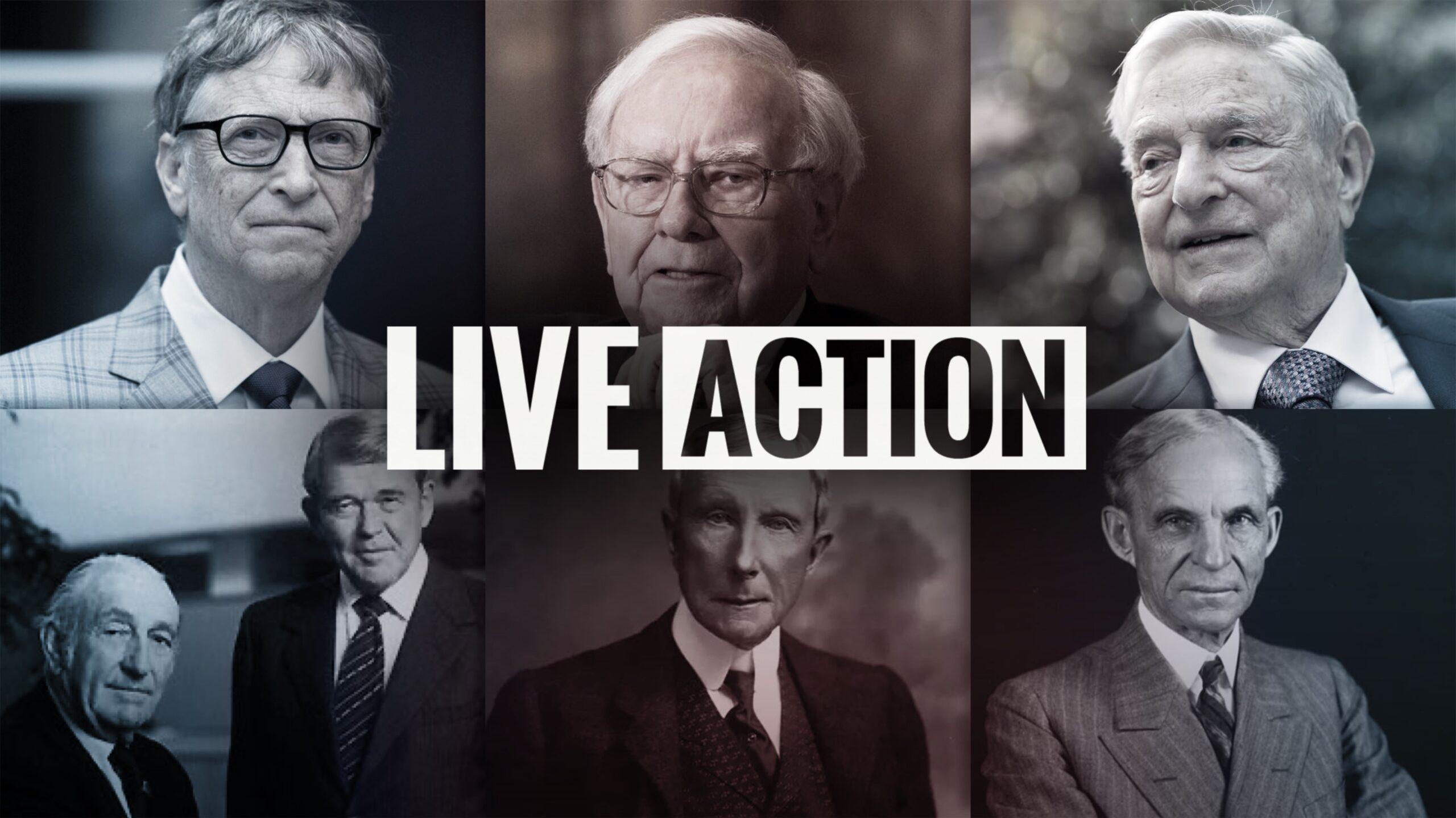 Billionaires Behind Abortion