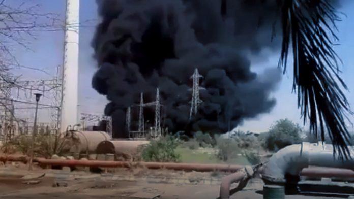 Explosion Iran