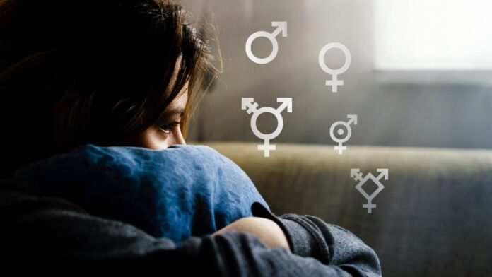 mental, Gender confusion