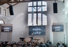 pastor, Rob McCoy, and Godspeak Calvary Chapel