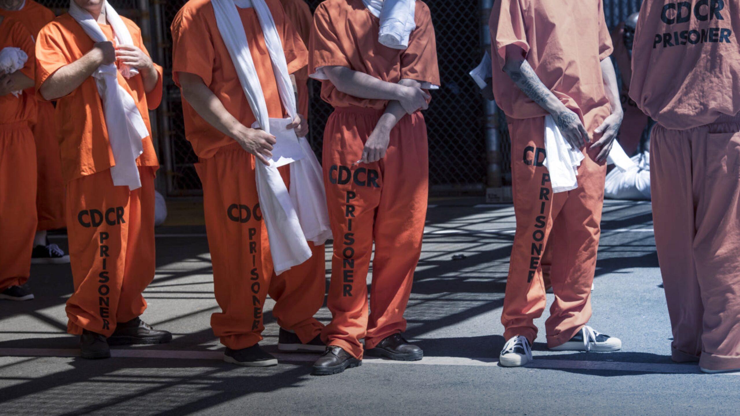 Prison, jail, Inmates