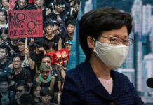 Trump administration sanctions Hong Kong Chief Executive Carrie Lam