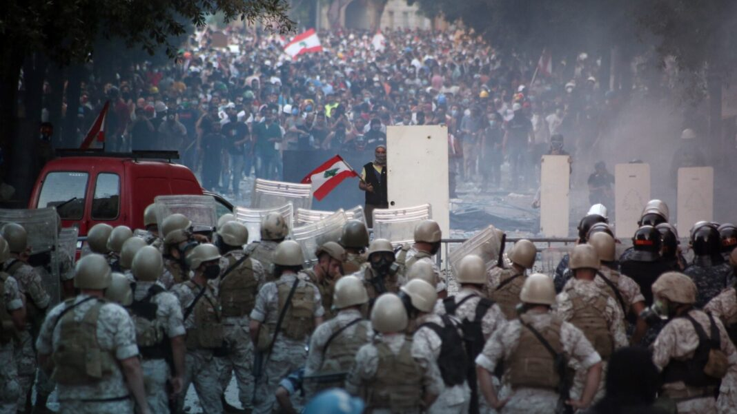 Lebanon Unrest