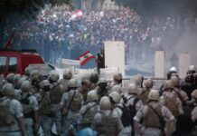 Lebanon Unrest