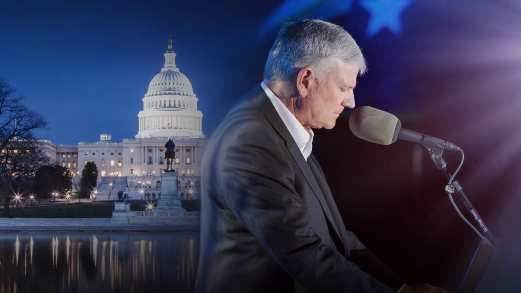 Franklin Graham - Prayer March