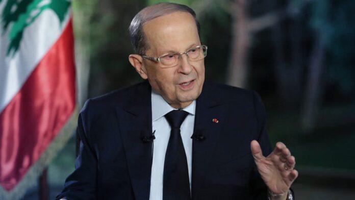 Lebanese President Michel Aoun