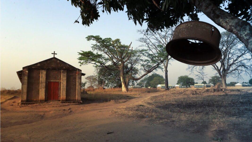 Uganda Church - Christian Persecution