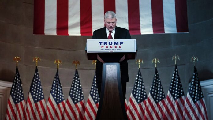 Franklin Graham RNC