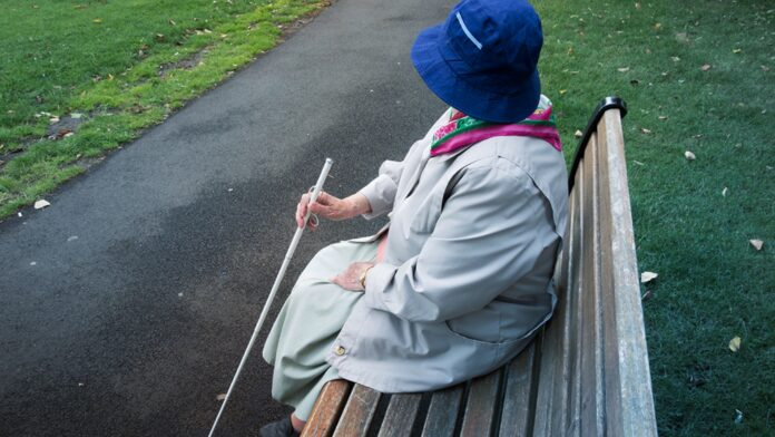 Blind Woman Banned From Park