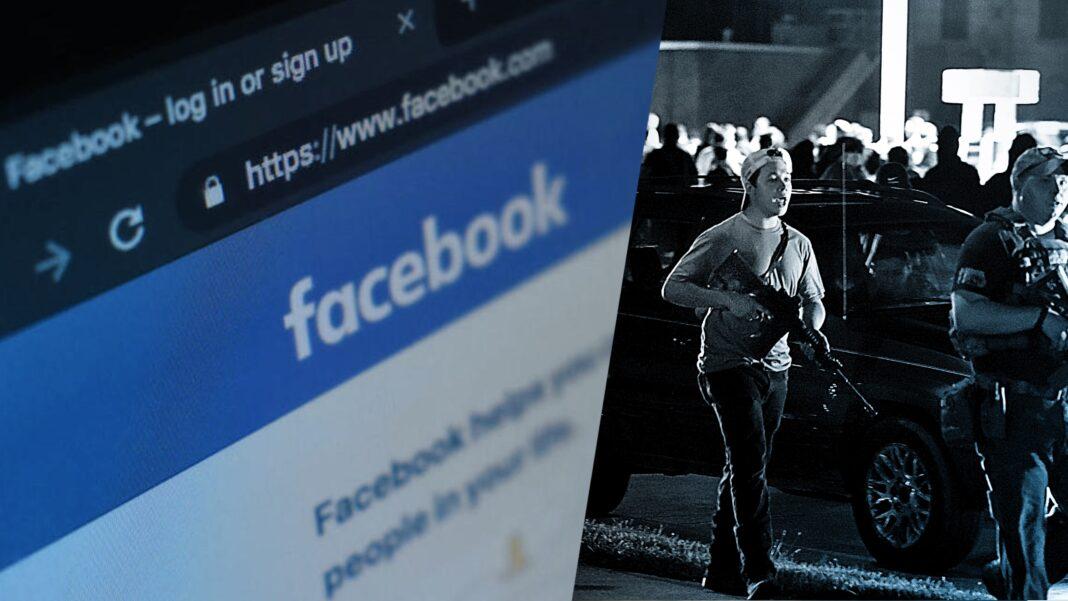 Facebook Kyle Rittenhouse
