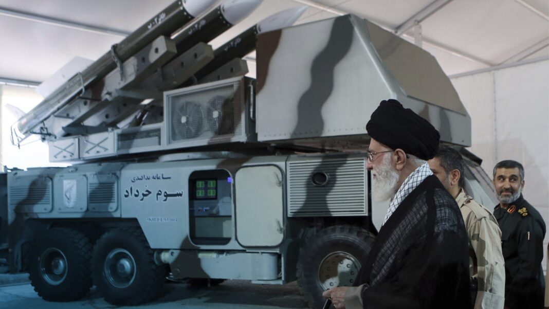 Iranian Air Defense Systems