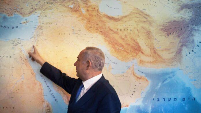 Middle East, Israel, Netanyahu