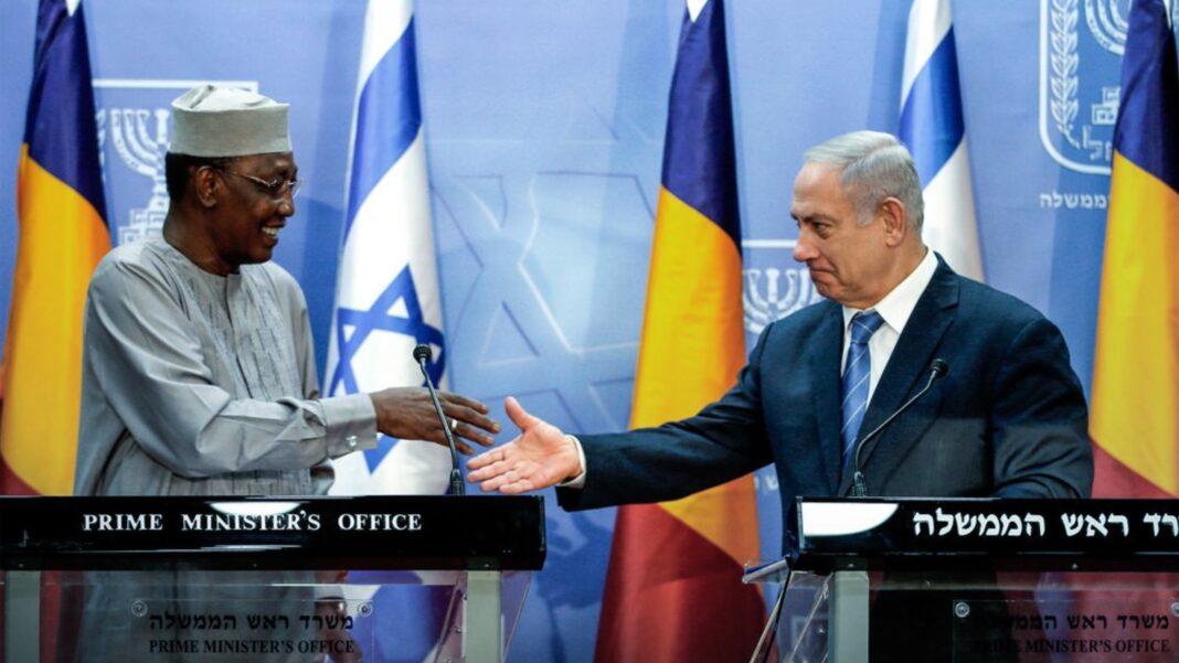 President of Chad, Israeli Prime Minister