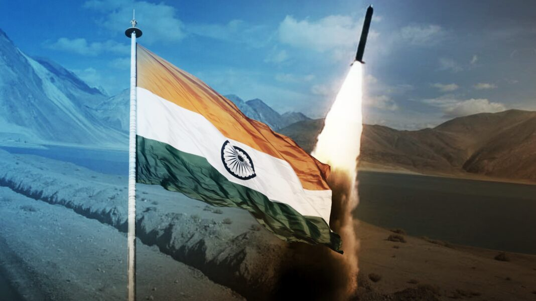 India Test Fires 'NextGen Hypersonic Weapon' As Border Tensions With China Surge