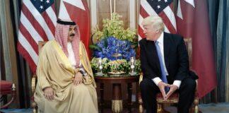 United states, Trump, Bahrain