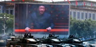 China, Wars and Rumours of Wars