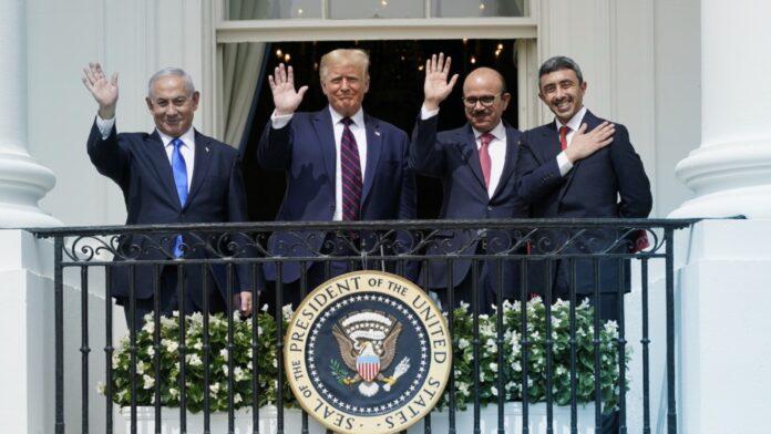 United states, Israel, UAE Bahrain
