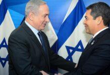 Netanyahu, Honduras