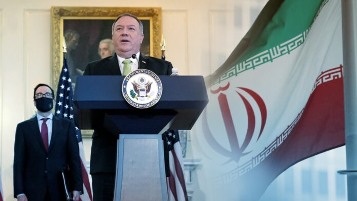 Mike Pompeo - US Sanctions Iran
