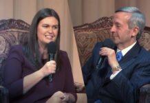 Robert Jeffress Interviews Sarah Huckabee Sanders