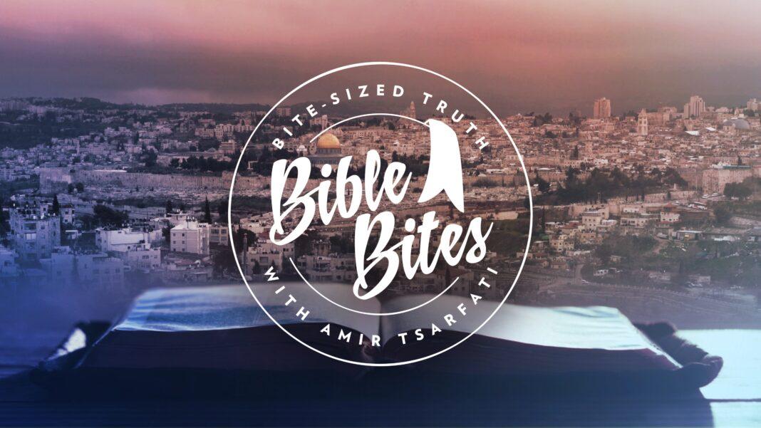 Israel, Bible Bite, Amir tsarfati, Barry Stagner