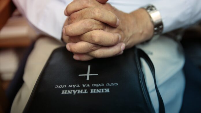 Vietnam, Christian Persecution, Bible