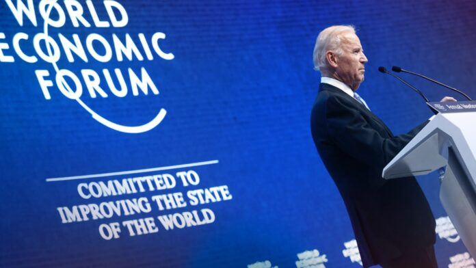 Globalism, Joe Biden