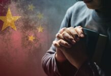 Christian Persecution China