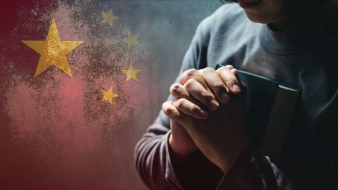 Christian Persecution China