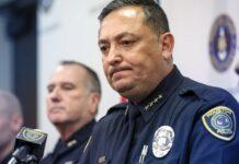 Houston Police Chief