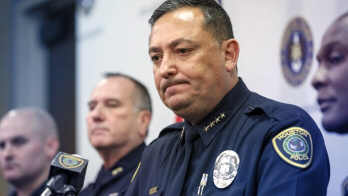 Houston Police Chief