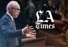 John MacArthur, Grace Community Church, LA Times