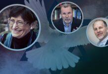 Jan Markell, Garry Kah,, Leo Hohmann