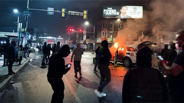 Philadelphia Violent Protests