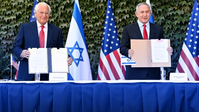 PM fetes 'important victory' as US okays funding science projects in settlements