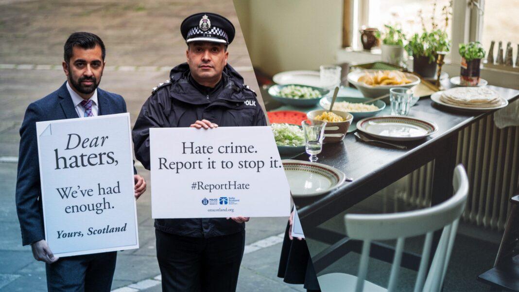 Scotland Hate Crime