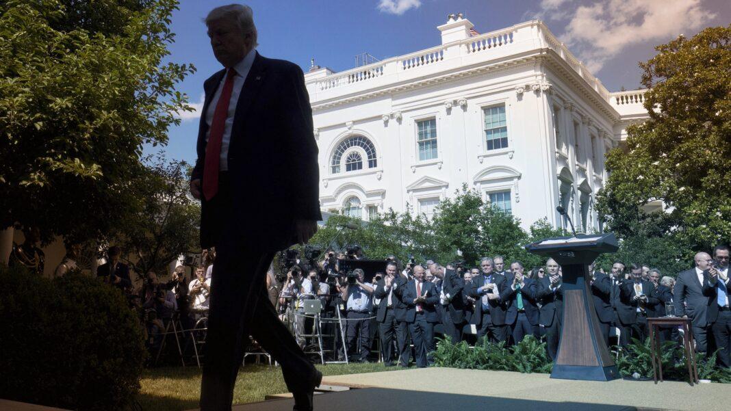 Trump, Paris Climate accord
