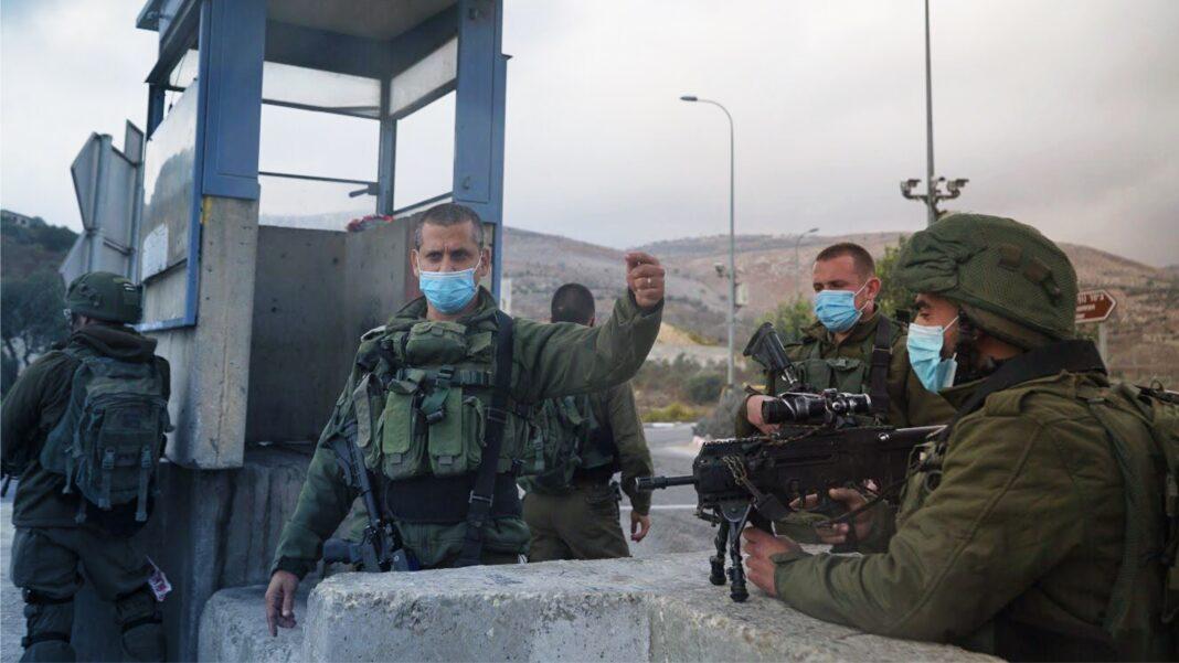 IDF thwart terror attack