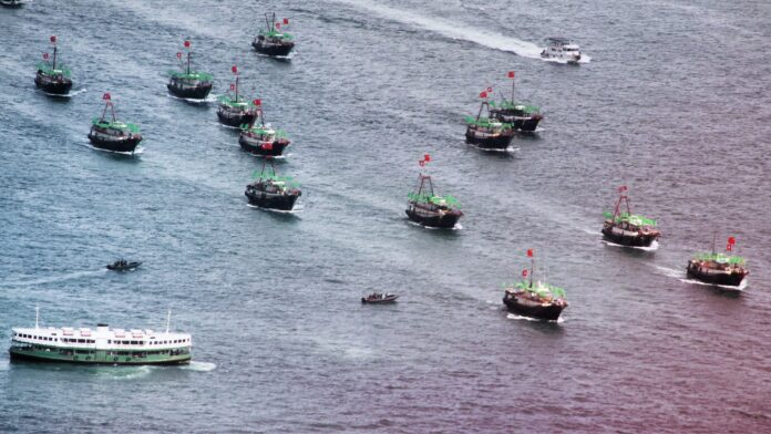 Chile, Colombia, Ecuador & Peru Warn China to Stay Out of Their Waters