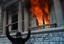 Guatemala Unrest