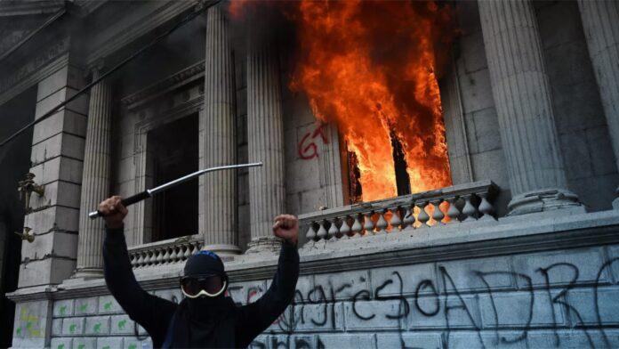 Guatemala Unrest