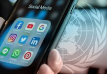 United Nations Social media