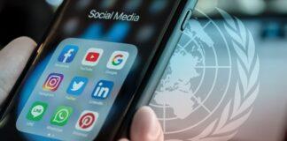 United Nations Social media