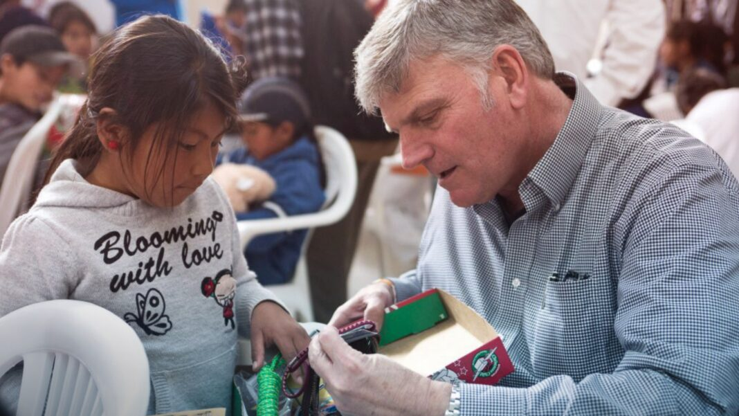 Samaritans purse franklin graham