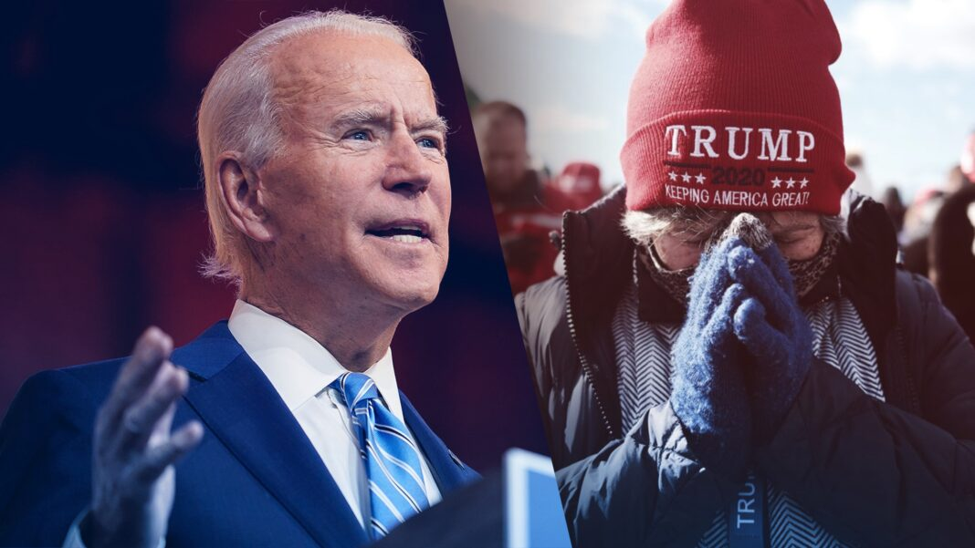 Joe Biden, Conservative Christians