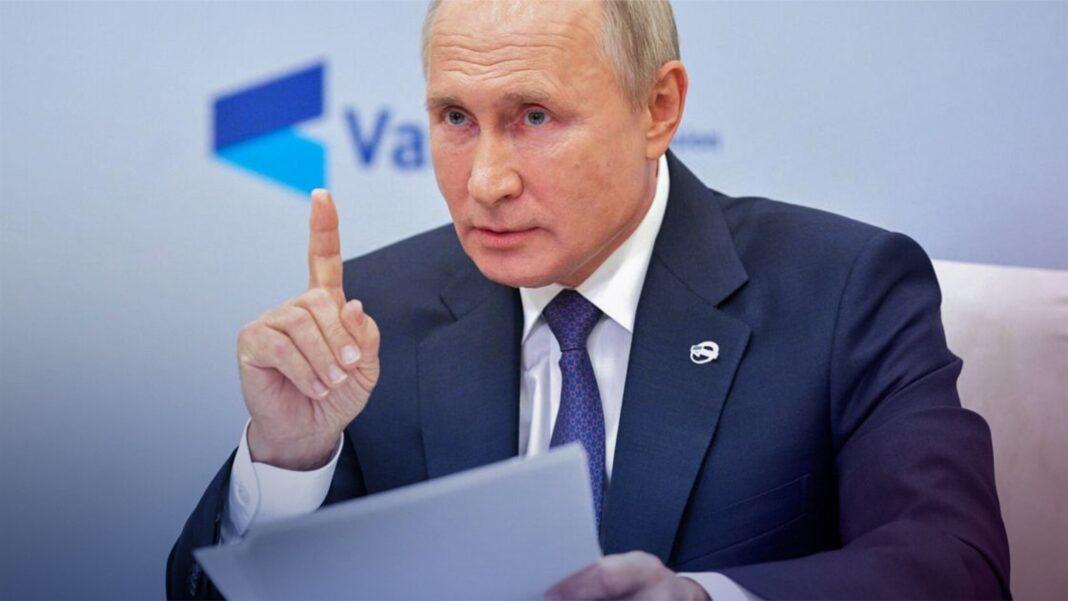 Putin, Russia Tests Anti-Satellite Missile