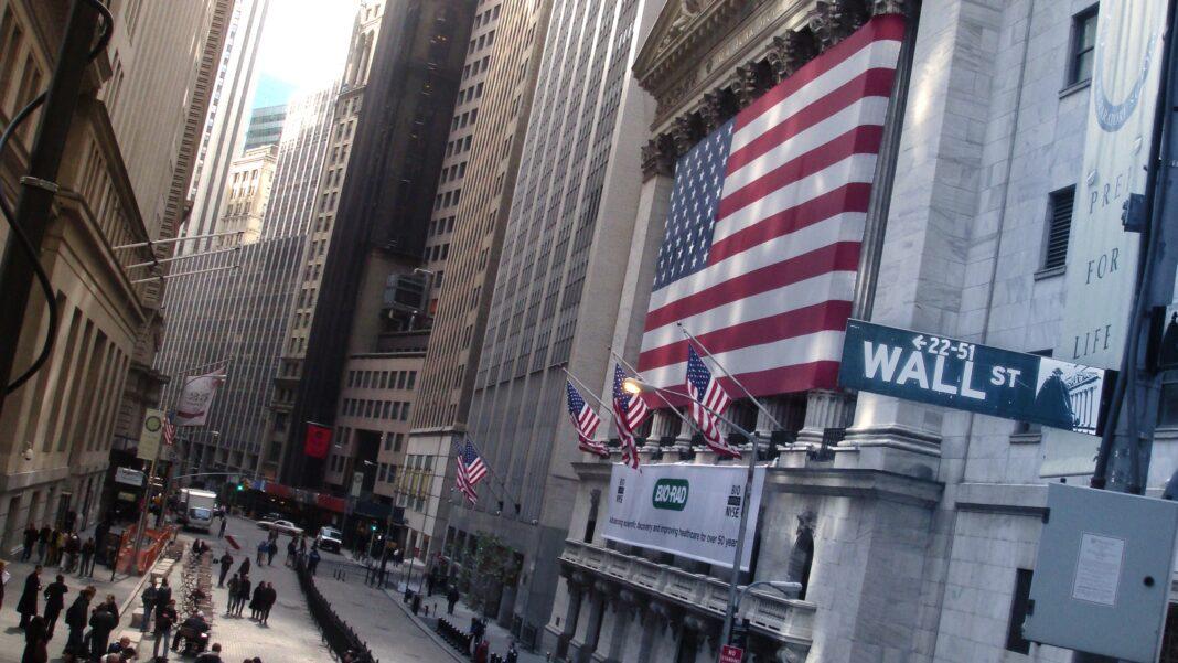 NYSE, Wallstreet