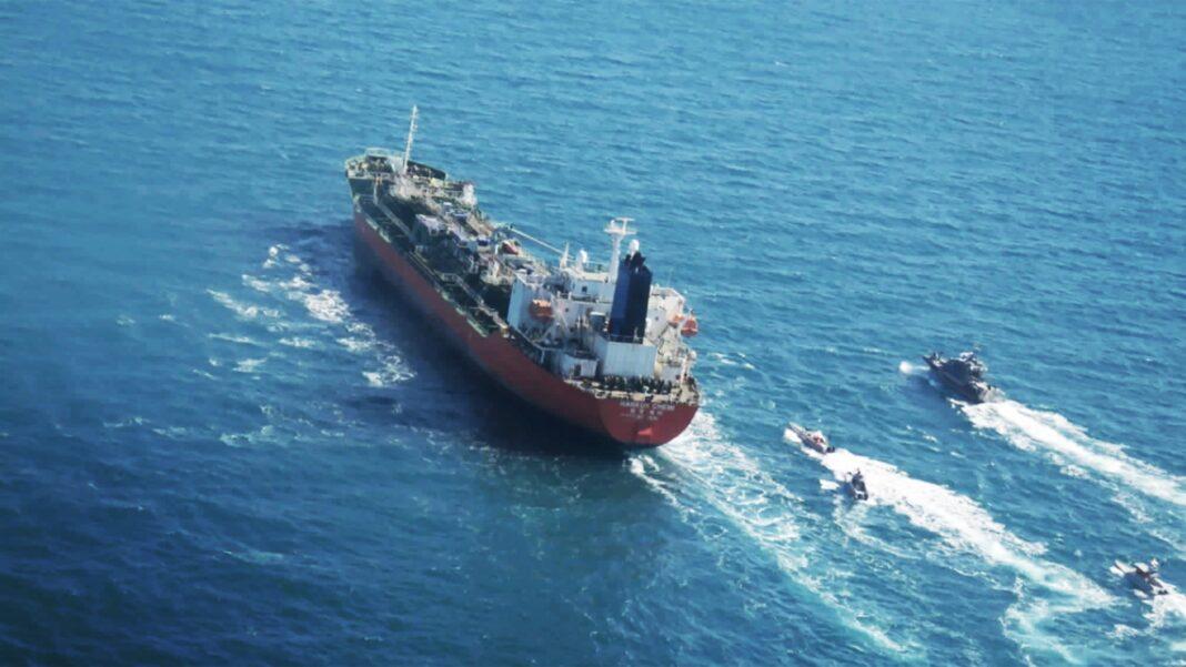 Iran Seizes South Korea Vessel