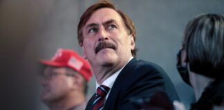 Mike Lindell, My Pillow
