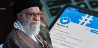 Twitter, Ali Ayatollah Khamenei